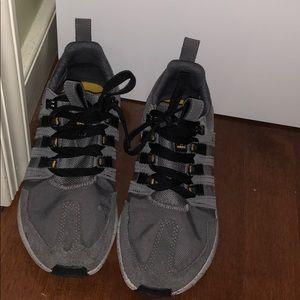 Adidas grey ortholite shoes